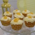 Cupcakes de lemon curd