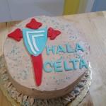 Tarta personalizada del Celta