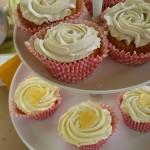 Cupcakes de licor cafe y de piña